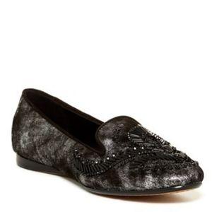 Donald J Pliner Dolin smoking shoe embroidered